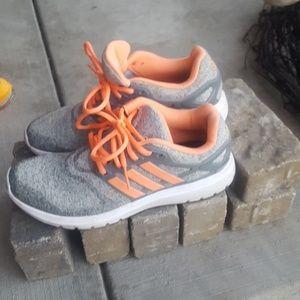 Adidas cloudfoam size 8